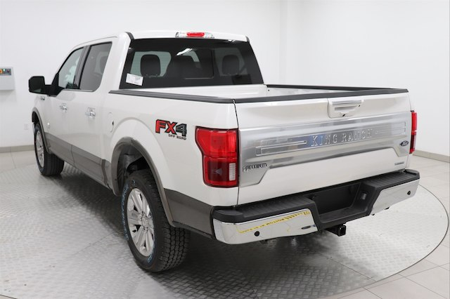 2018 F-150 SuperCrew Cab 4x4,  Pickup #J100419 - photo 2