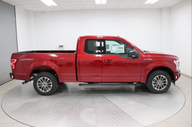 2018 F-150 Super Cab,  Pickup #J100536 - photo 5