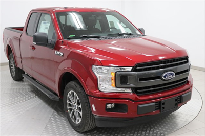 2018 F-150 Super Cab,  Pickup #J100536 - photo 1