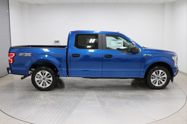 2018 F-150 SuperCrew Cab,  Pickup #J100586 - photo 4