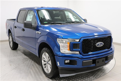 2018 F-150 SuperCrew Cab,  Pickup #J100586 - photo 1