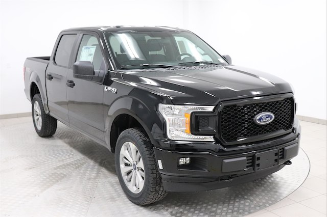 2018 F-150 SuperCrew Cab 4x4,  Pickup #J100617 - photo 1