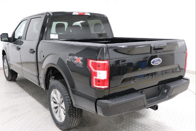 2018 F-150 SuperCrew Cab 4x4,  Pickup #J100617 - photo 2