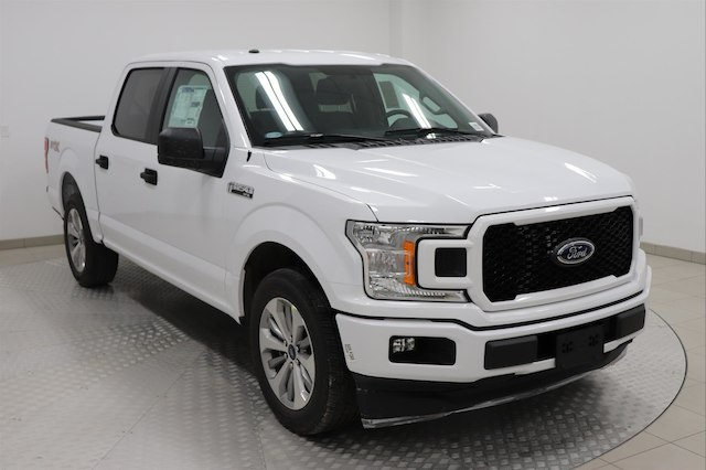 2018 F-150 SuperCrew Cab 4x2,  Pickup #J100624 - photo 1