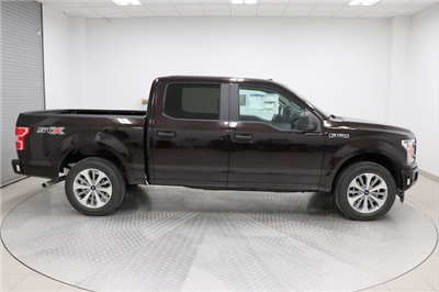 2018 F-150 SuperCrew Cab 4x2,  Pickup #J100630 - photo 4