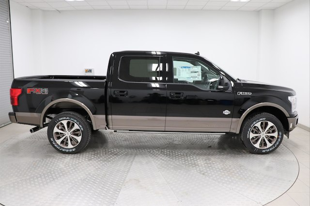 2018 F-150 SuperCrew Cab 4x4,  Pickup #J100734 - photo 3