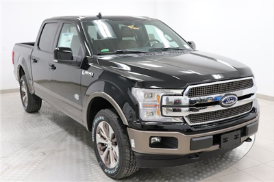 2018 F-150 SuperCrew Cab 4x4,  Pickup #J100734 - photo 1