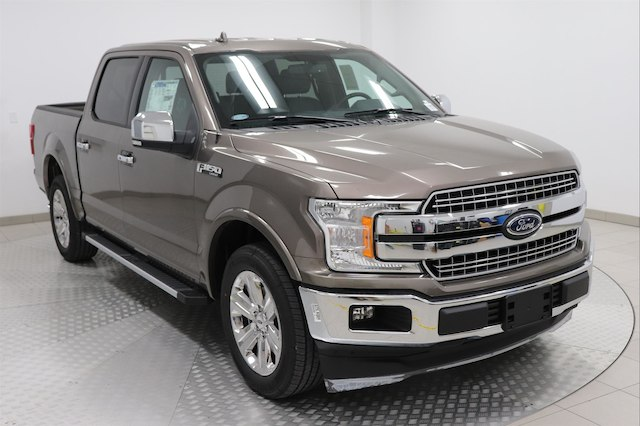 2018 F-150 SuperCrew Cab 4x2,  Pickup #J100859 - photo 1