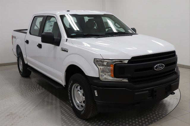 2018 F-150 SuperCrew Cab 4x4,  Pickup #J100965 - photo 1
