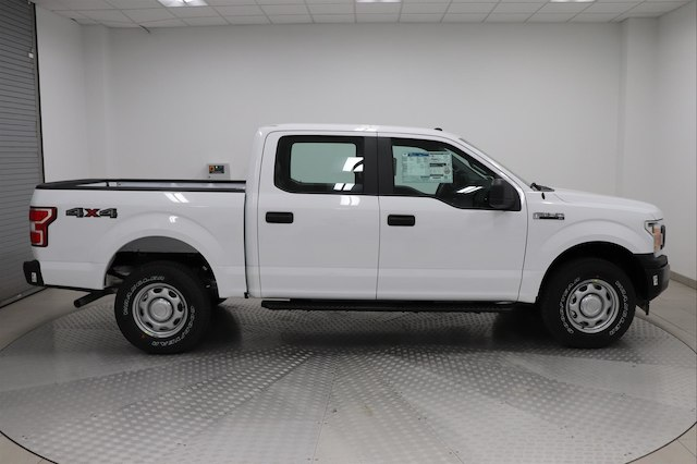2018 F-150 SuperCrew Cab 4x4,  Pickup #J100965 - photo 3