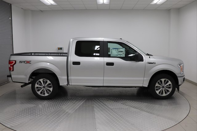 2018 F-150 SuperCrew Cab 4x2,  Pickup #J101019 - photo 4