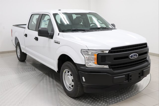 2018 F-150 SuperCrew Cab 4x2,  Pickup #J101041 - photo 1