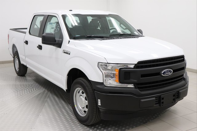 2018 F-150 SuperCrew Cab 4x2,  Pickup #J101054 - photo 1