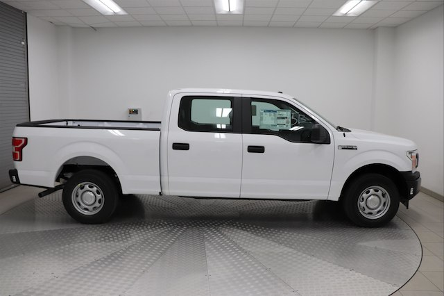 2018 F-150 SuperCrew Cab 4x2,  Pickup #J101054 - photo 4