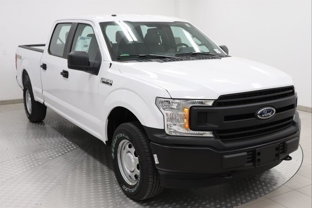 2018 F-150 SuperCrew Cab 4x4,  Pickup #J101125 - photo 1