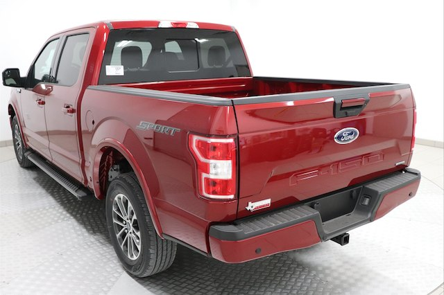 2018 F-150 SuperCrew Cab 4x2,  Pickup #J101345 - photo 2