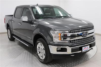 2018 F-150 SuperCrew Cab 4x4,  Pickup #J101382 - photo 1