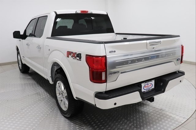 2018 F-150 SuperCrew Cab 4x4,  Pickup #J101409 - photo 2