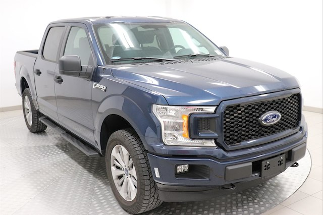 2018 F-150 SuperCrew Cab 4x4,  Pickup #J101418 - photo 1