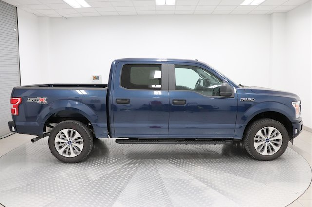 2018 F-150 SuperCrew Cab 4x4,  Pickup #J101418 - photo 2