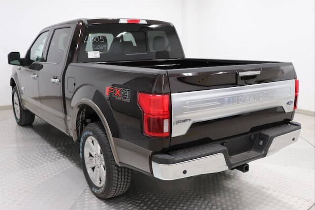 2018 F-150 SuperCrew Cab 4x4,  Pickup #J101484 - photo 2