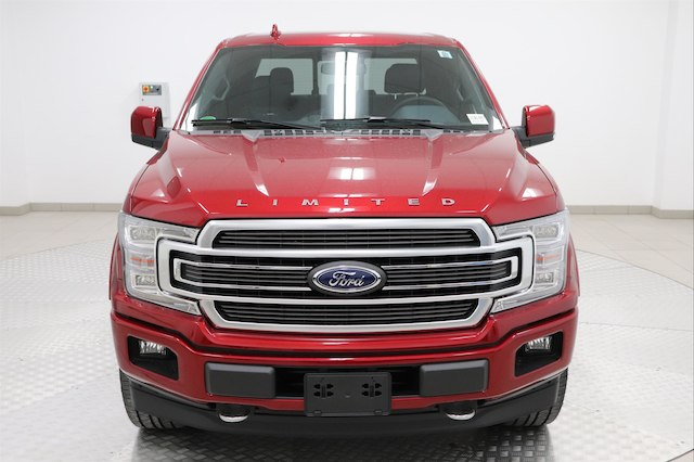 2018 F-150 SuperCrew Cab 4x4,  Pickup #J101487 - photo 3