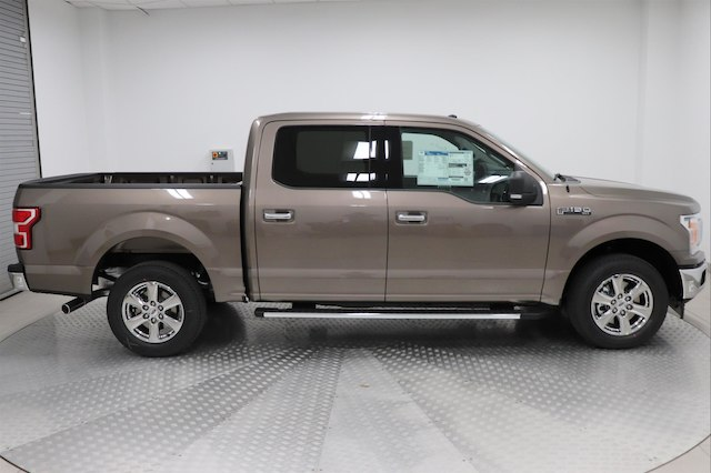 2018 F-150 SuperCrew Cab 4x2,  Pickup #J101501 - photo 3