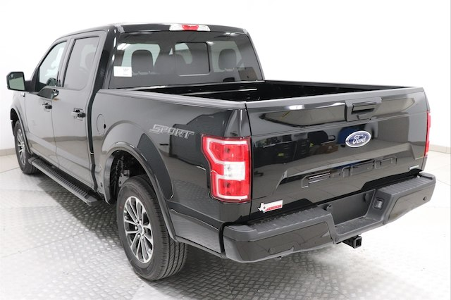 2018 F-150 SuperCrew Cab 4x2,  Pickup #J101602 - photo 2