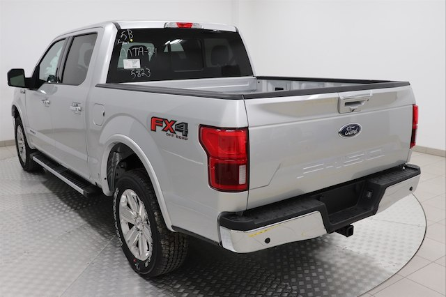 2018 F-150 SuperCrew Cab 4x4,  Pickup #J101643 - photo 2