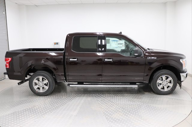 2018 F-150 SuperCrew Cab 4x2,  Pickup #J101654 - photo 3