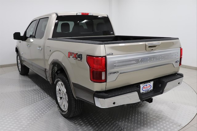 2018 F-150 SuperCrew Cab 4x4,  Pickup #J101660 - photo 2