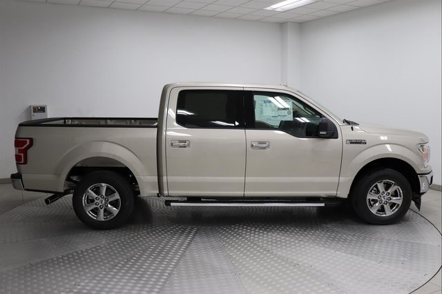 2018 F-150 SuperCrew Cab 4x2,  Pickup #J101665 - photo 3