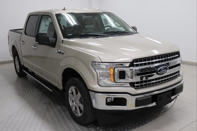 2018 F-150 SuperCrew Cab 4x2,  Pickup #J101665 - photo 4