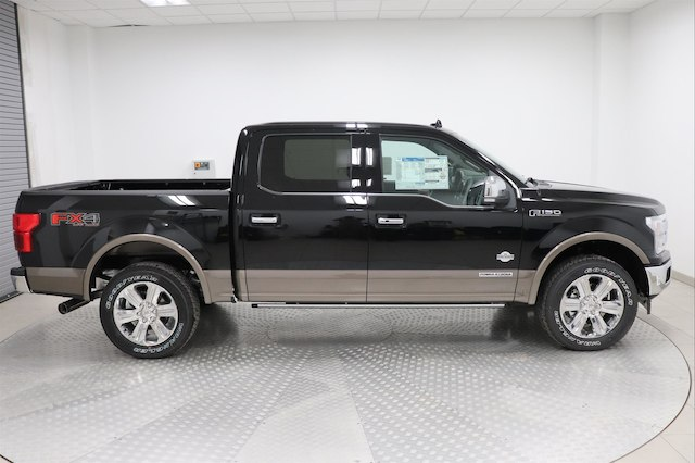 2018 F-150 SuperCrew Cab 4x4,  Pickup #J101682 - photo 3