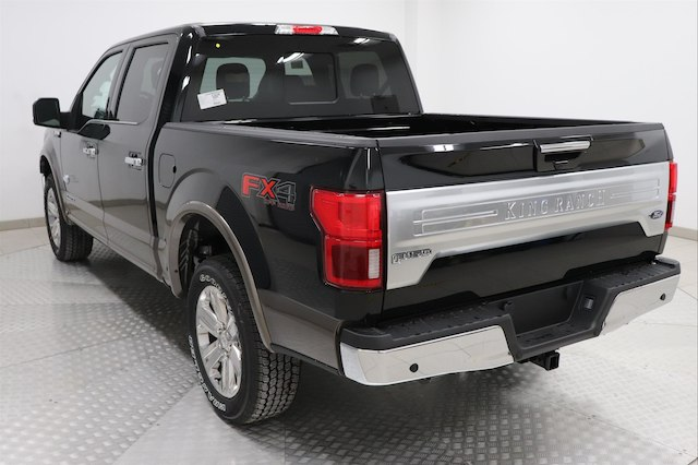 2018 F-150 SuperCrew Cab 4x4,  Pickup #J101682 - photo 2