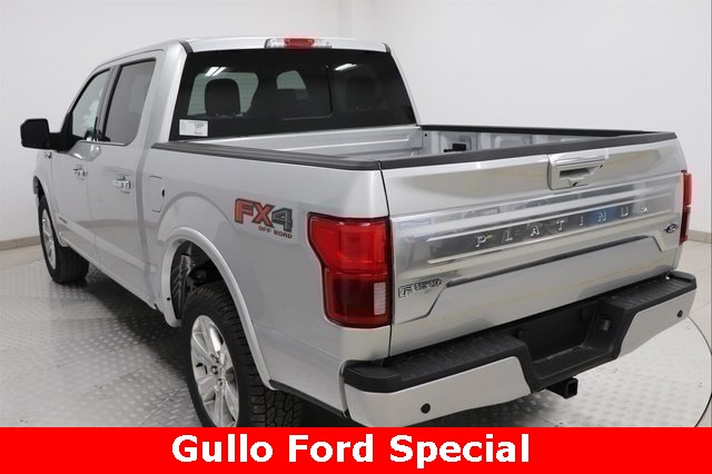 2018 F-150 SuperCrew Cab 4x4,  Pickup #J101686 - photo 1