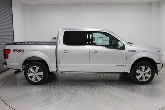 2018 F-150 SuperCrew Cab 4x4,  Pickup #J101686 - photo 3