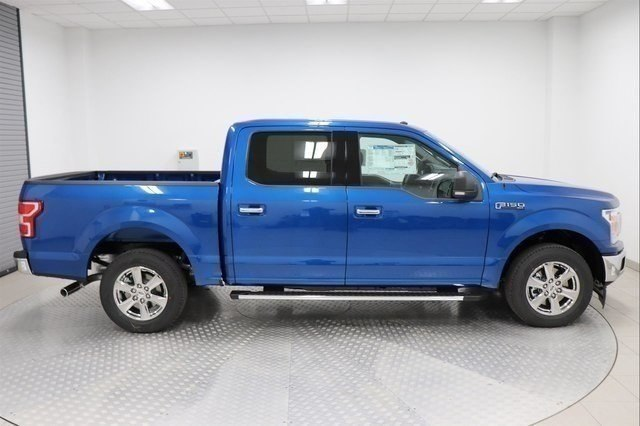 2018 F-150 SuperCrew Cab 4x2,  Pickup #J101729 - photo 3