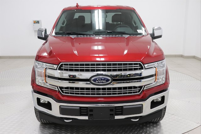 2018 F-150 SuperCrew Cab 4x4,  Pickup #J101732 - photo 4