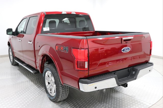 2018 F-150 SuperCrew Cab 4x4,  Pickup #J101732 - photo 2