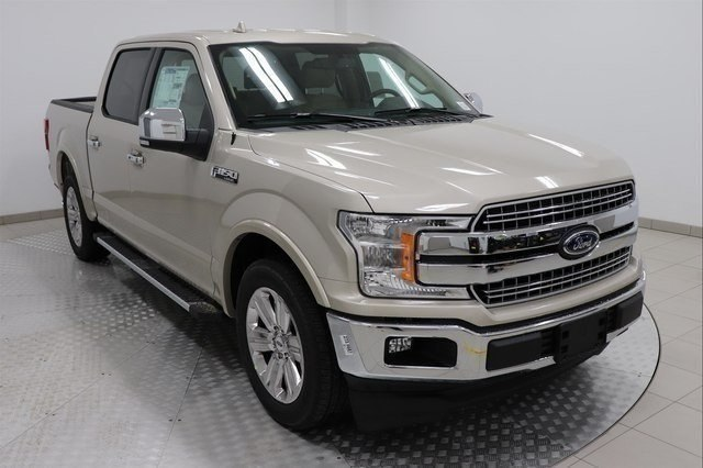 2018 F-150 SuperCrew Cab 4x4,  Pickup #J101739 - photo 1