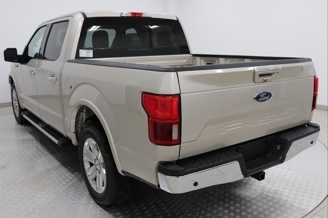 2018 F-150 SuperCrew Cab 4x4,  Pickup #J101739 - photo 2