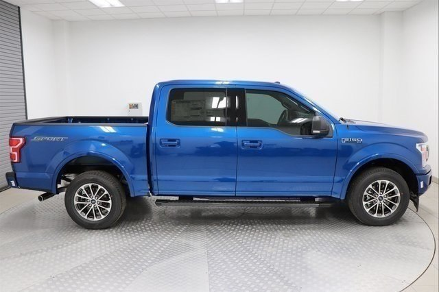 2018 F-150 SuperCrew Cab 4x2,  Pickup #J101780 - photo 3