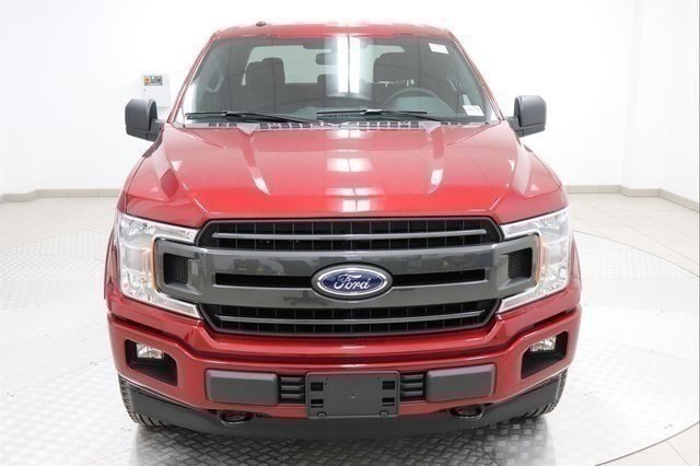 2018 F-150 SuperCrew Cab 4x4,  Pickup #J101792 - photo 4