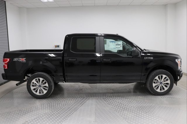 2018 F-150 SuperCrew Cab 4x4,  Pickup #J101850 - photo 3