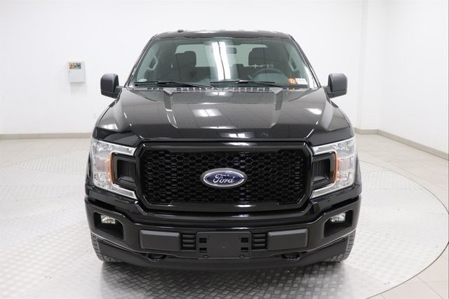 2018 F-150 SuperCrew Cab 4x4,  Pickup #J101850 - photo 4