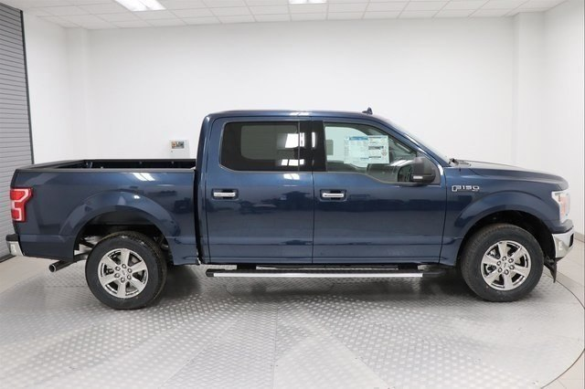 2018 F-150 SuperCrew Cab 4x2,  Pickup #J101870 - photo 4