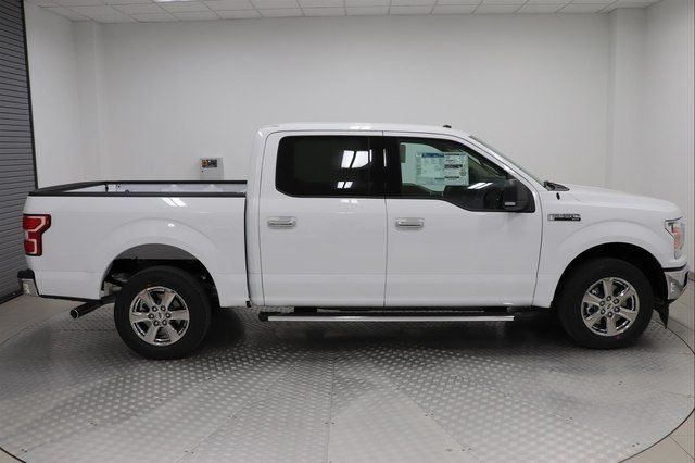 2018 F-150 SuperCrew Cab 4x2,  Pickup #J101885 - photo 4
