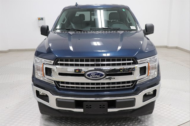 2018 F-150 SuperCrew Cab 4x2,  Pickup #J101889 - photo 4