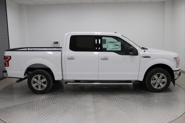 2018 F-150 SuperCrew Cab 4x2,  Pickup #J101909 - photo 3